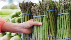 Benefit Asparagus