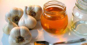 Benefits Garlic Tea