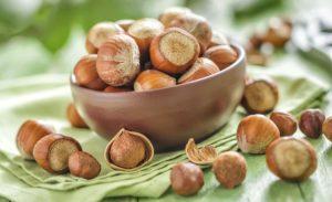 Benefits Hazelnuts