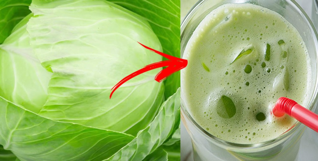 benefits of cabbage juice