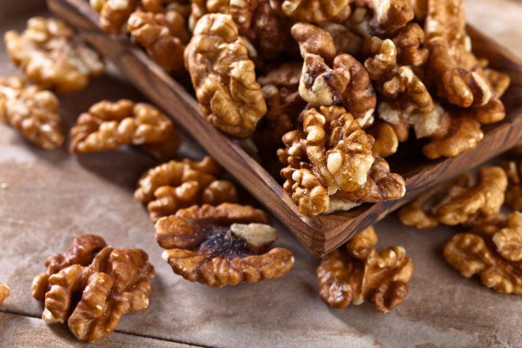 Walnuts benefit