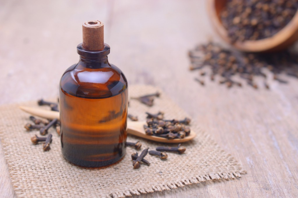 Benefit of clove oil