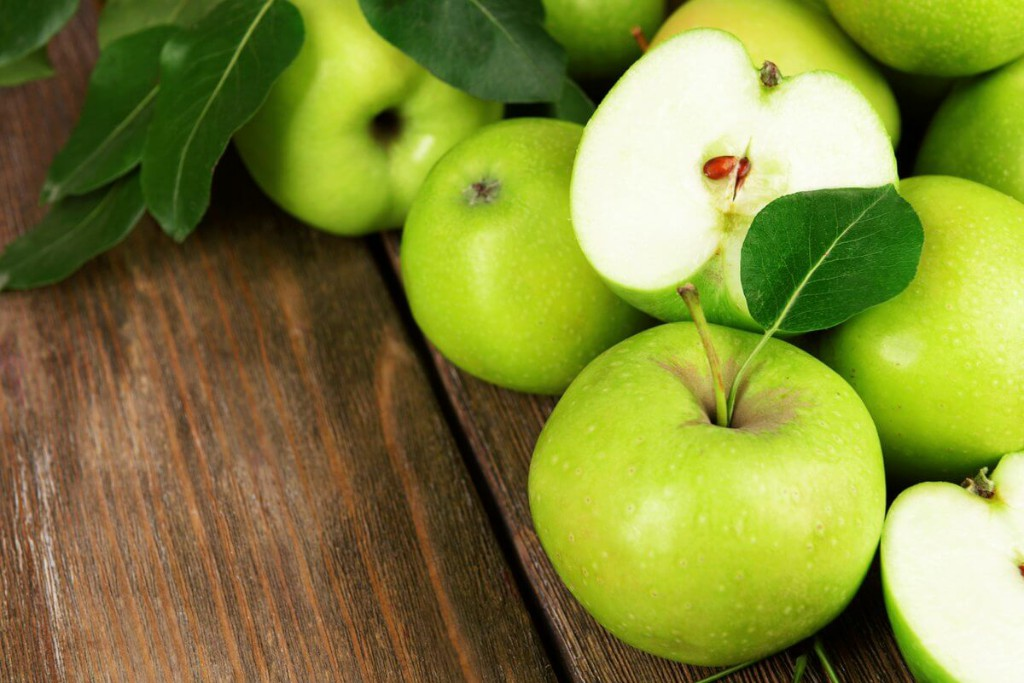 Green Apples benefits