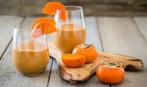 Persimmon juice benefits