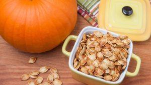 Pumpkin Seeds benefts