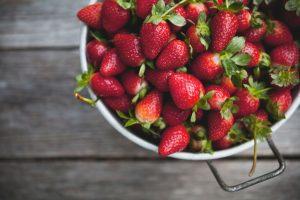 Strawberry of Benefits