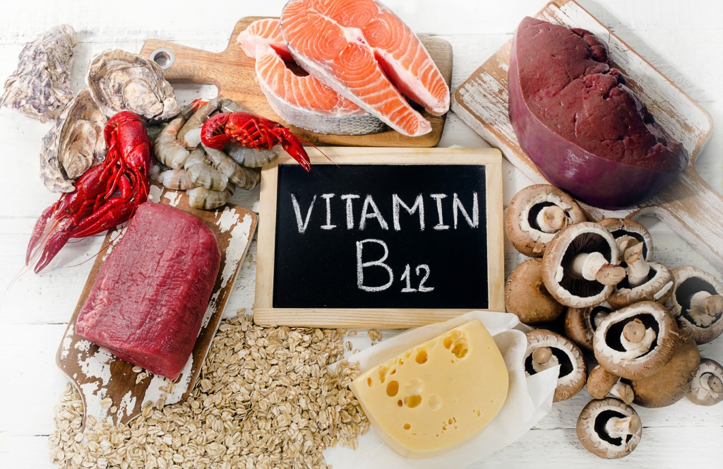 Benefits vitamin b12