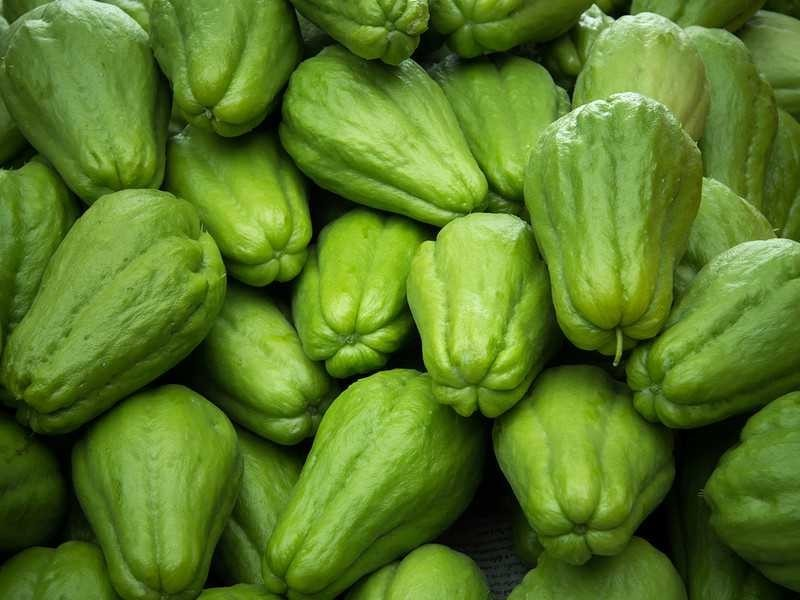 benefit of chayote