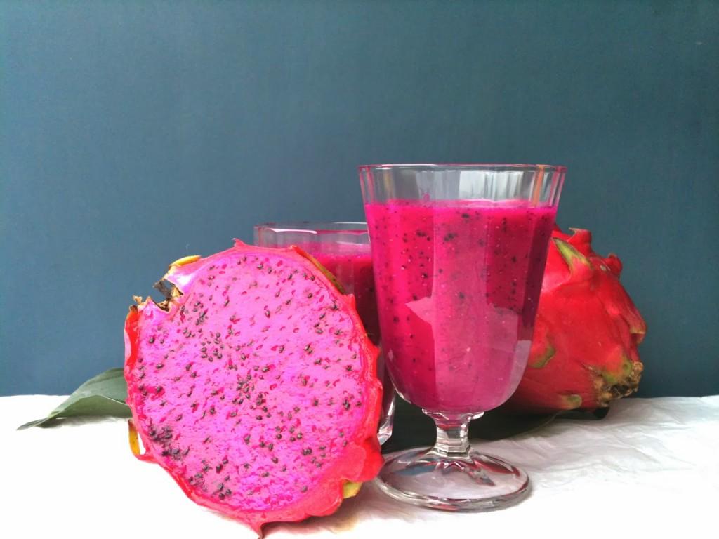 benefit of dragon fruit juice