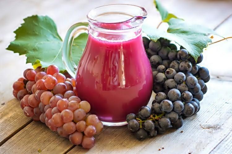 benefit of grape juice