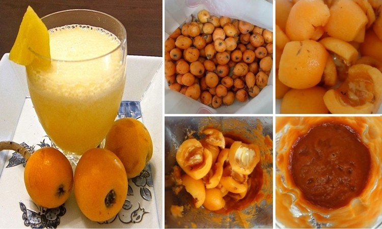 benefit of loquat juice
