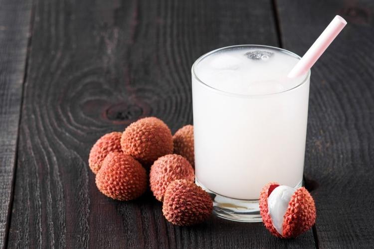 benefit of lychee juice