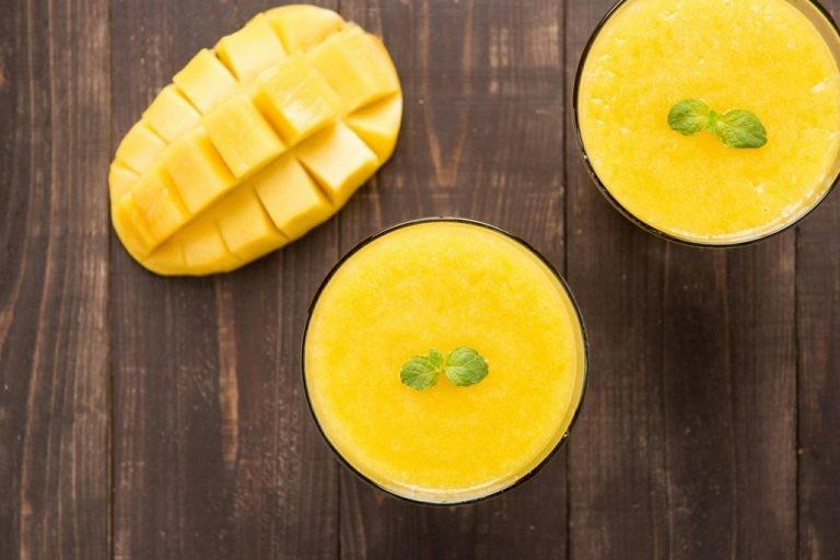 benefit of mango juice