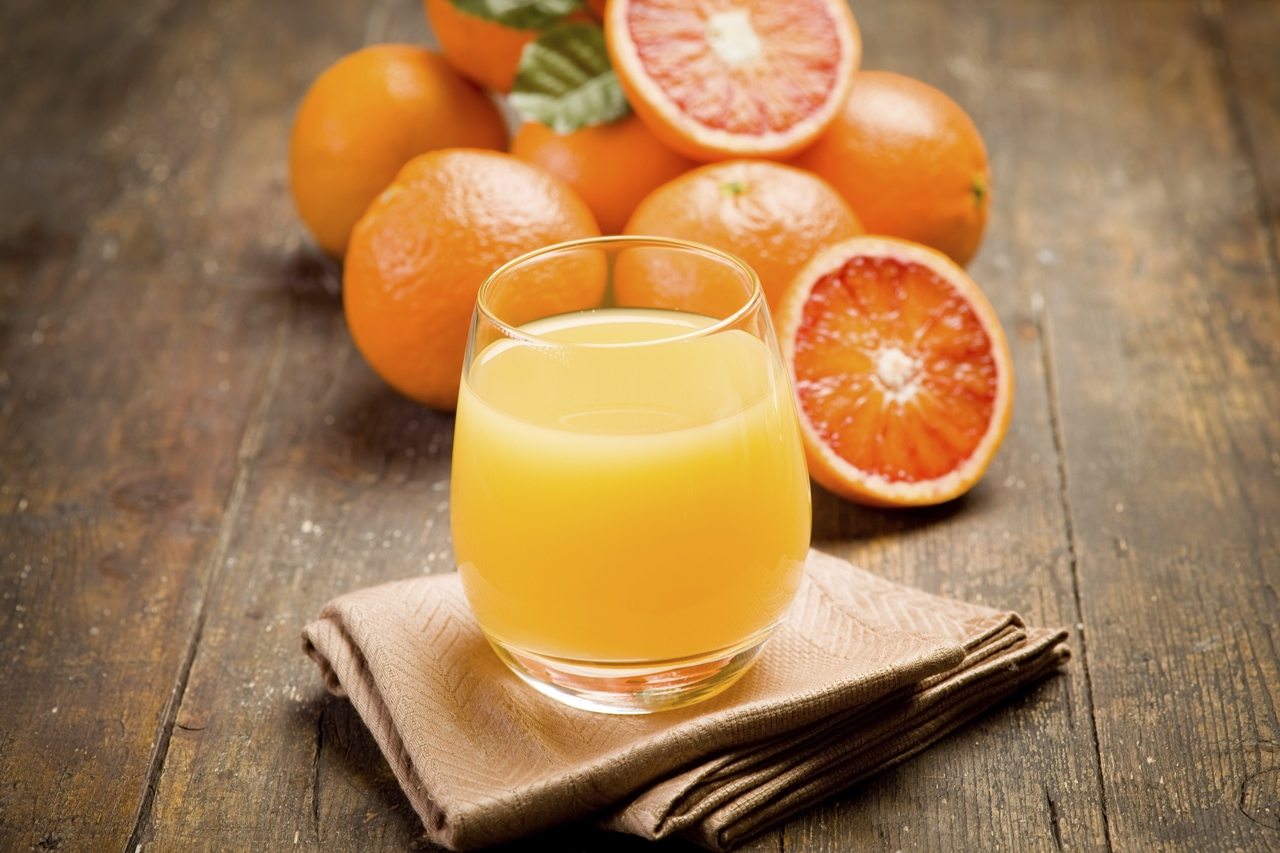 benefit of orange juice