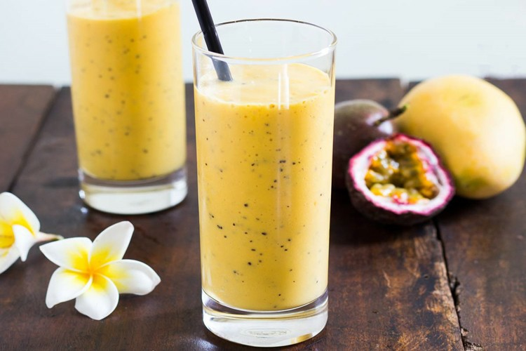 benefit of passion fruit juice