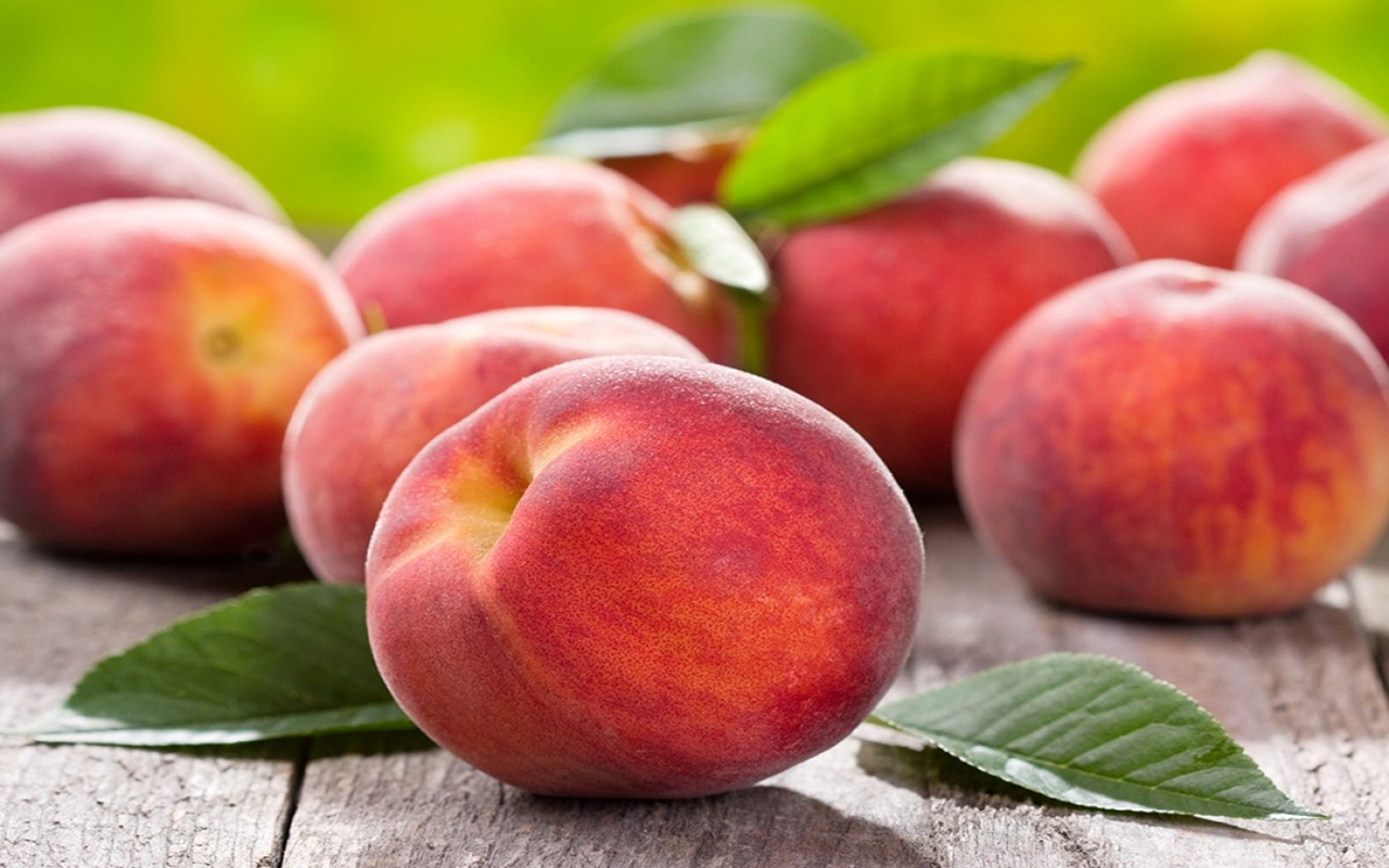 benefit of peach