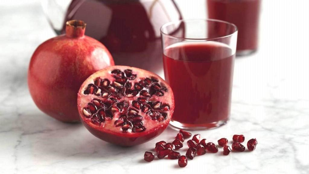 benefit of pomegranate juice