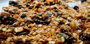 benefits granola