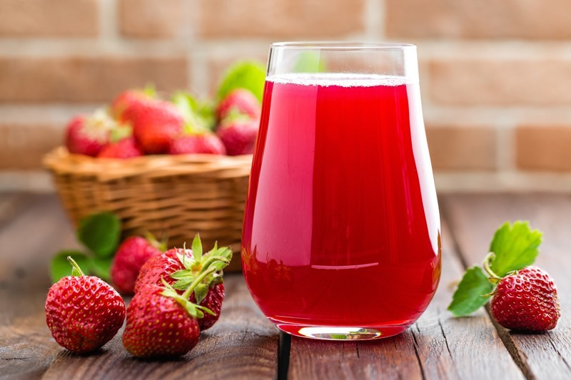 benefits of Strawberry juice