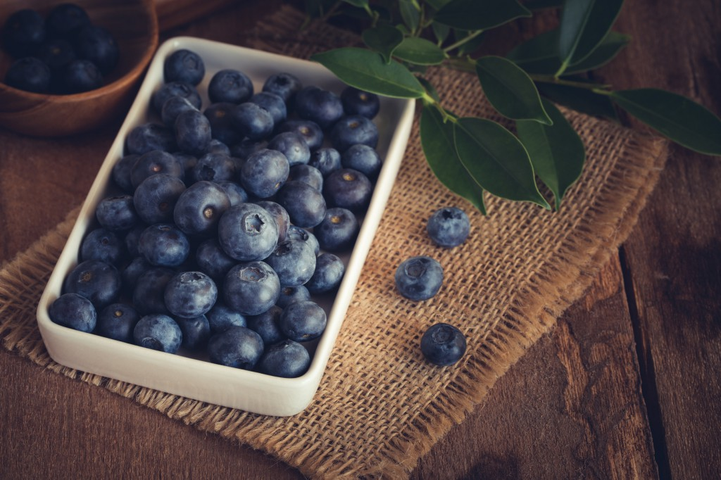 benefits of blueberrie