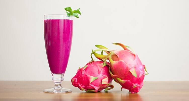 benefits of dragon fruit juice