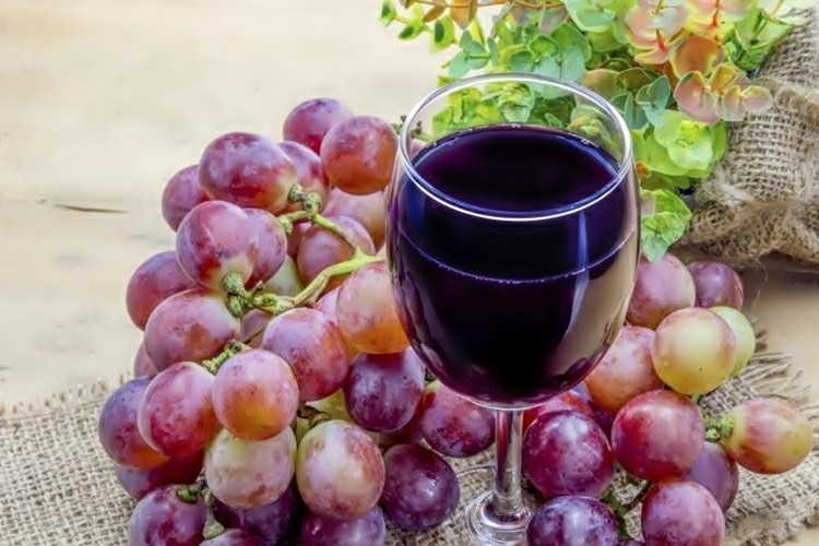 benefits of grape juice