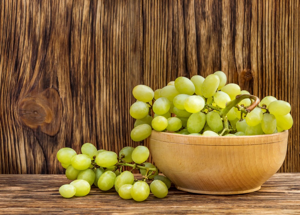 benefits of green grape