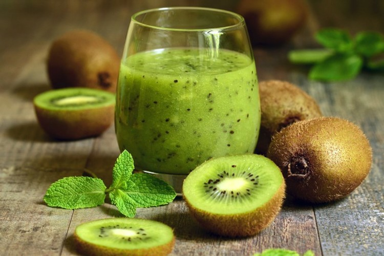 benefits of kiwi juice