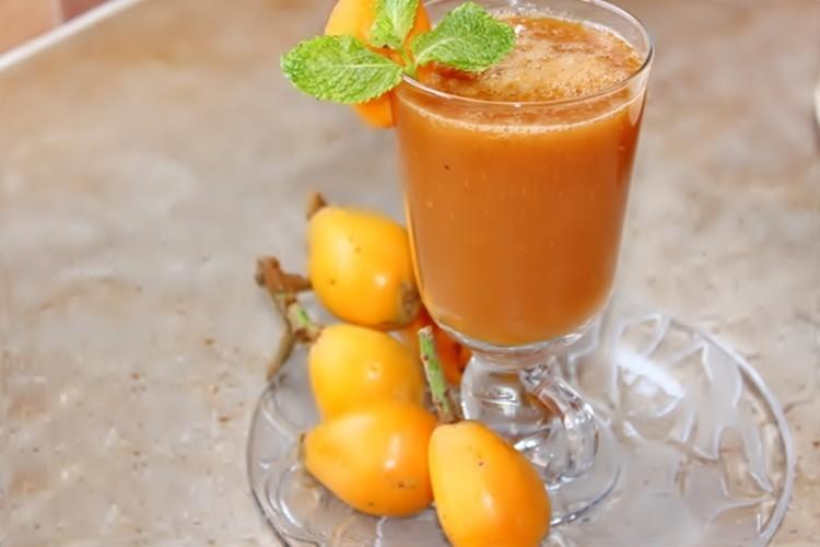 benefits of loquat juice