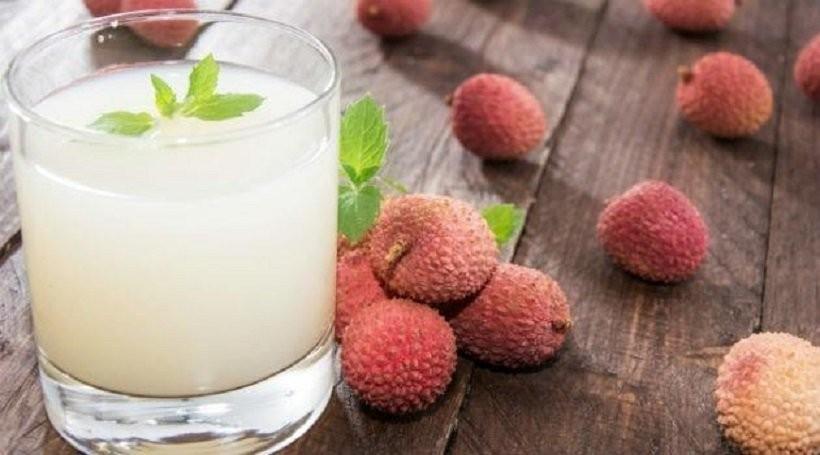 benefits of lychee juice