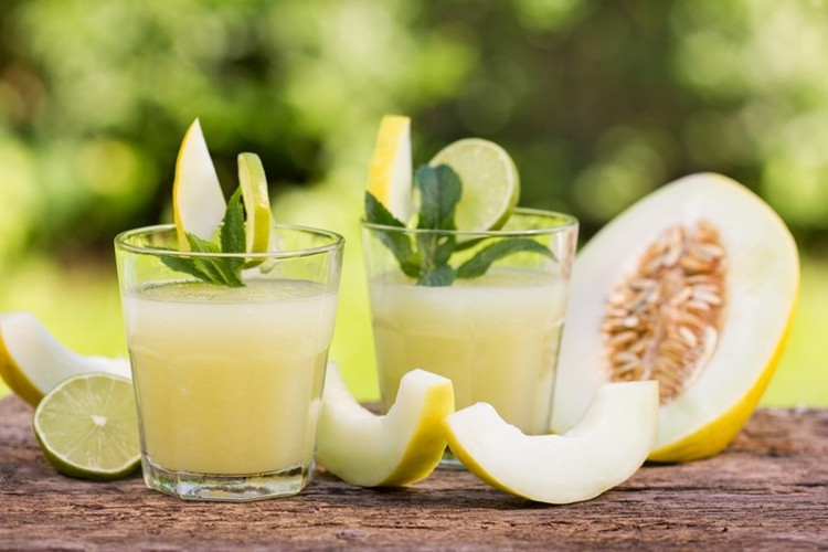 benefits of melon juice