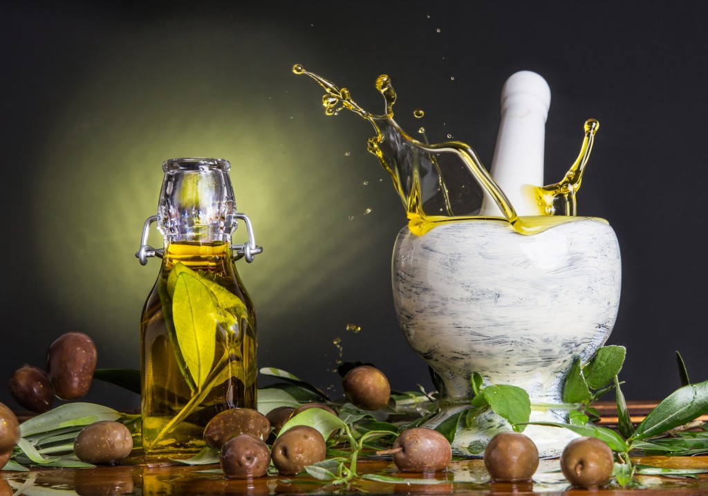 benefits olive oil