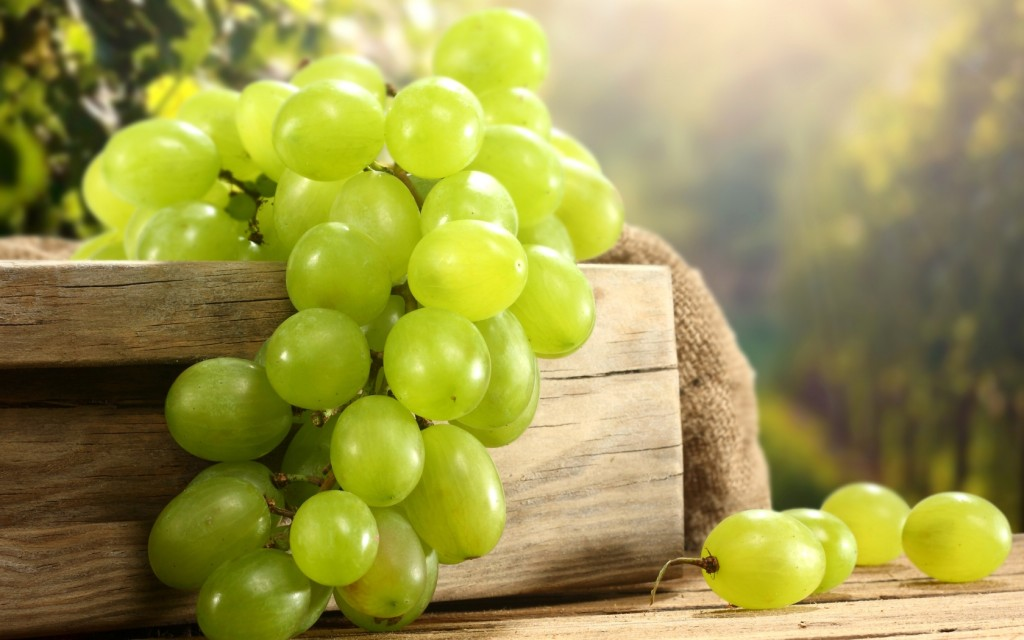 green grape benefits