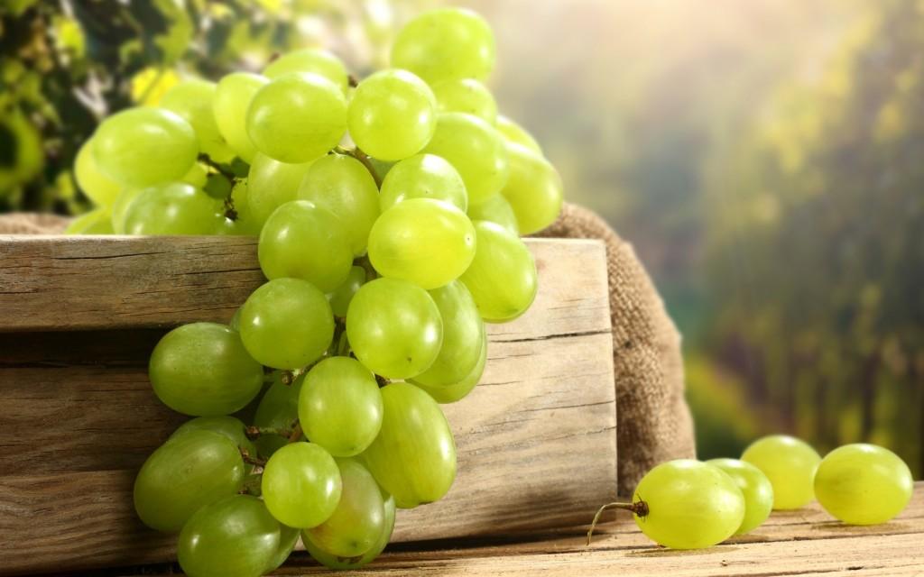 green grape benefits
