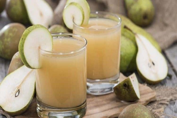 juice pear