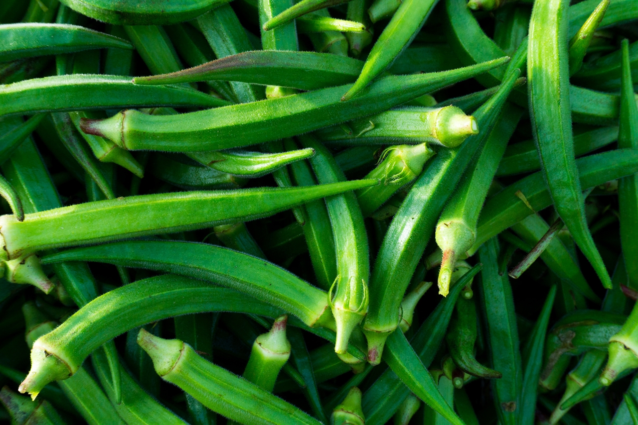 benefits of okra