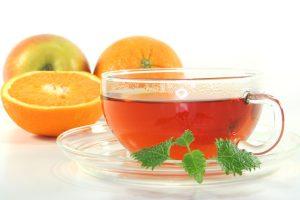 orange tea benefit