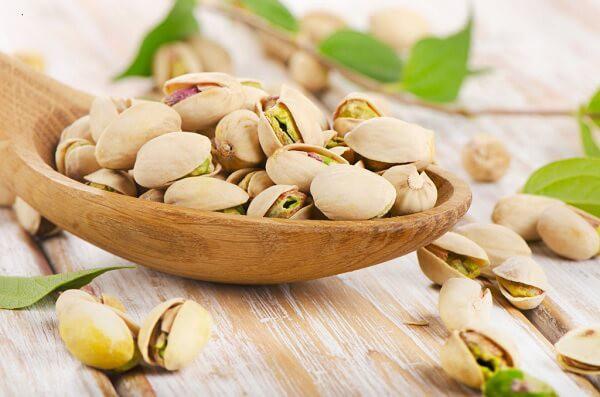 benefícios de pistache
