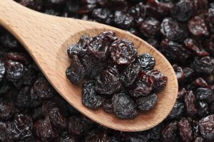Raisins Benefit