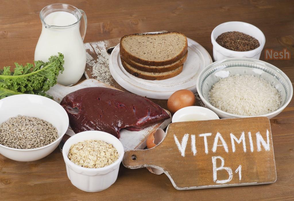 vitamin b1 benefits
