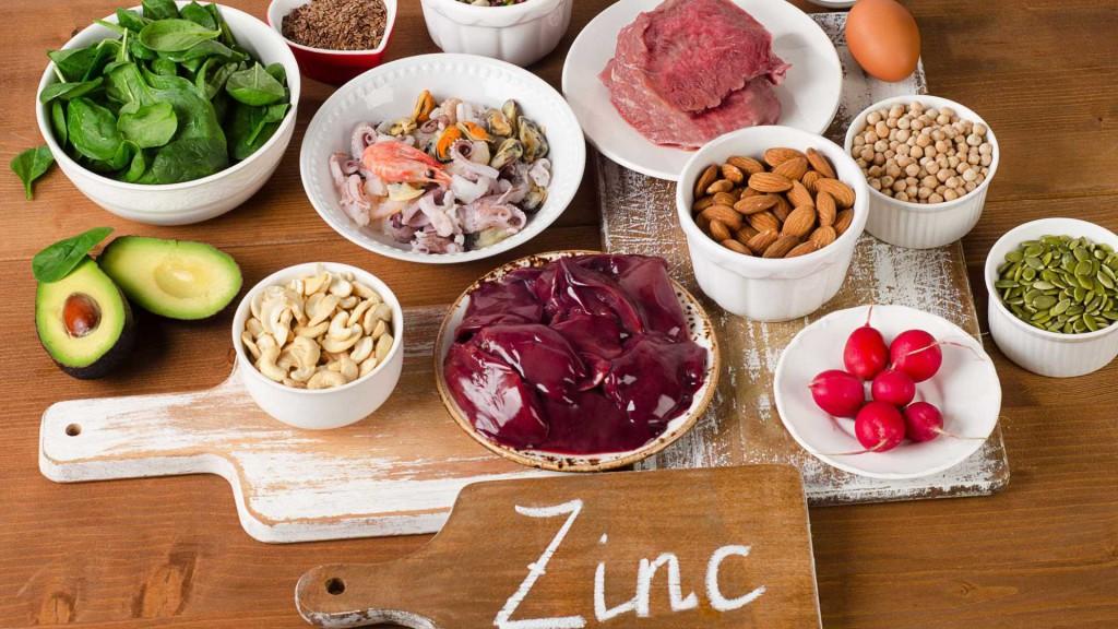 zinc beneft