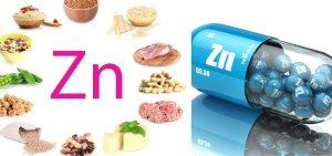 zinc benefts